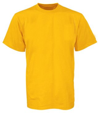 圆领文化衫